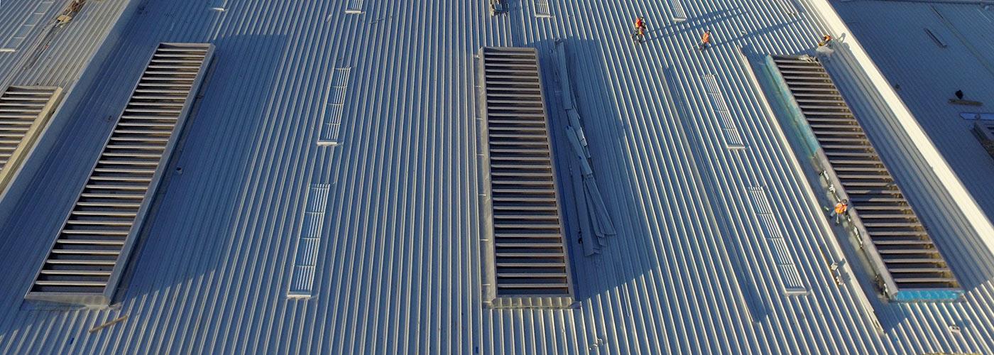 Louvers Gravimétricos Skyvent