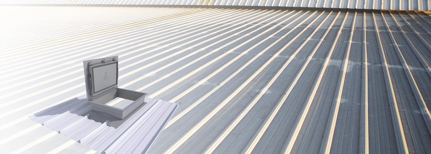 Escotillas para techos